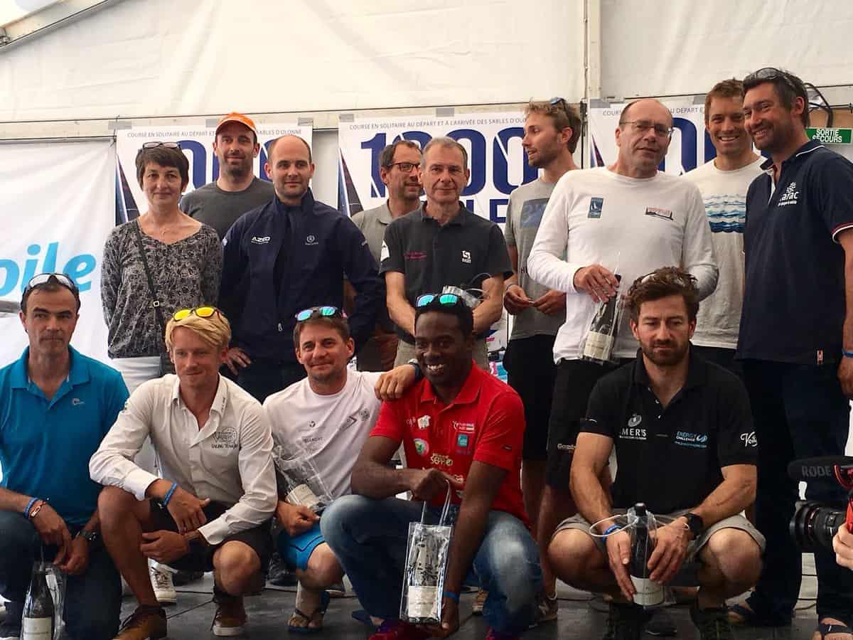 PREMIÈREcourse de la saison pour Thibaut et Solidaires En Peloton - ARSEP
