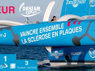 Solidaires En Peloton – ARSEP s'offre la DRHeam Cup !